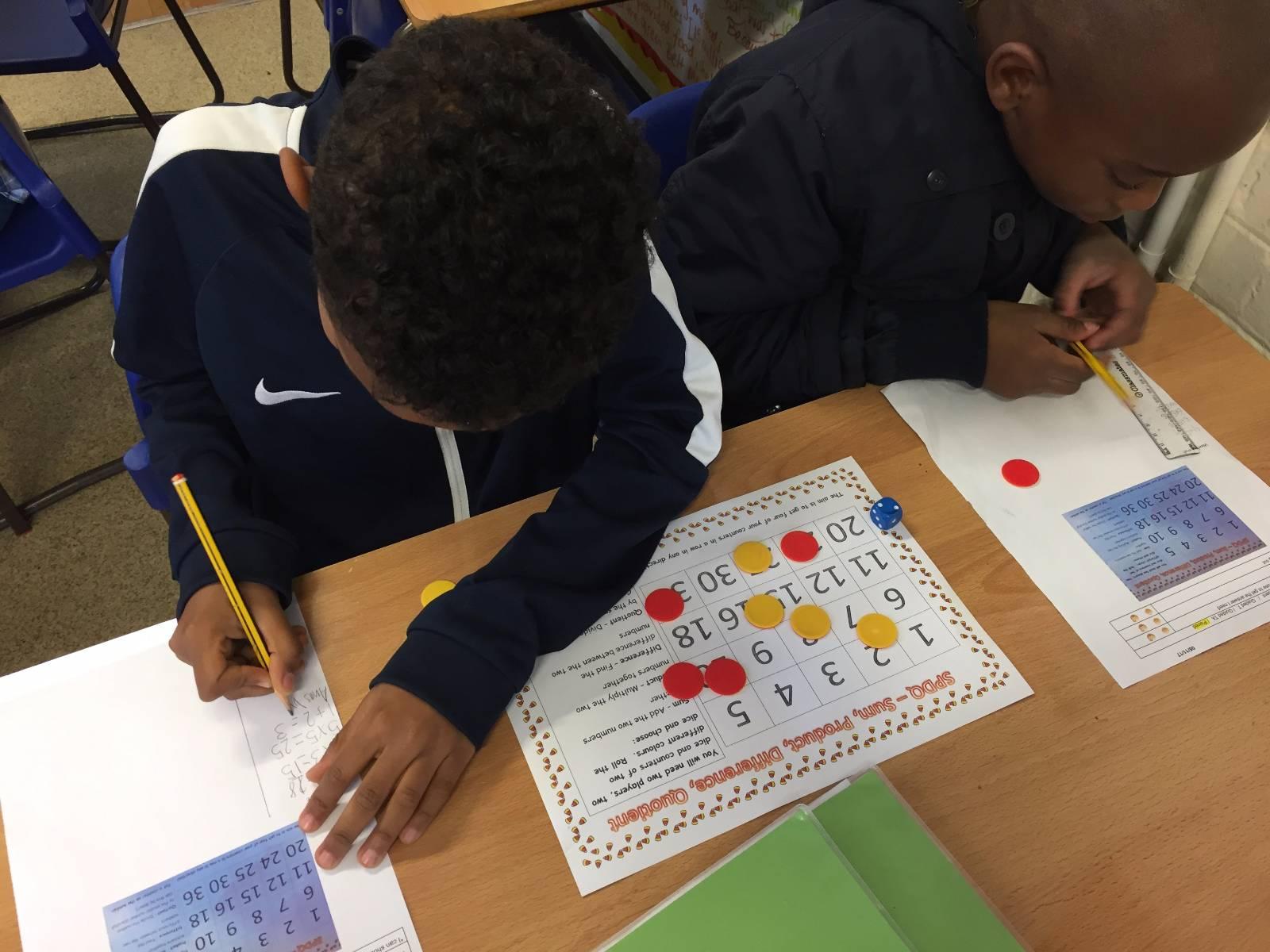Maths Games - Primrose Hill Primary School