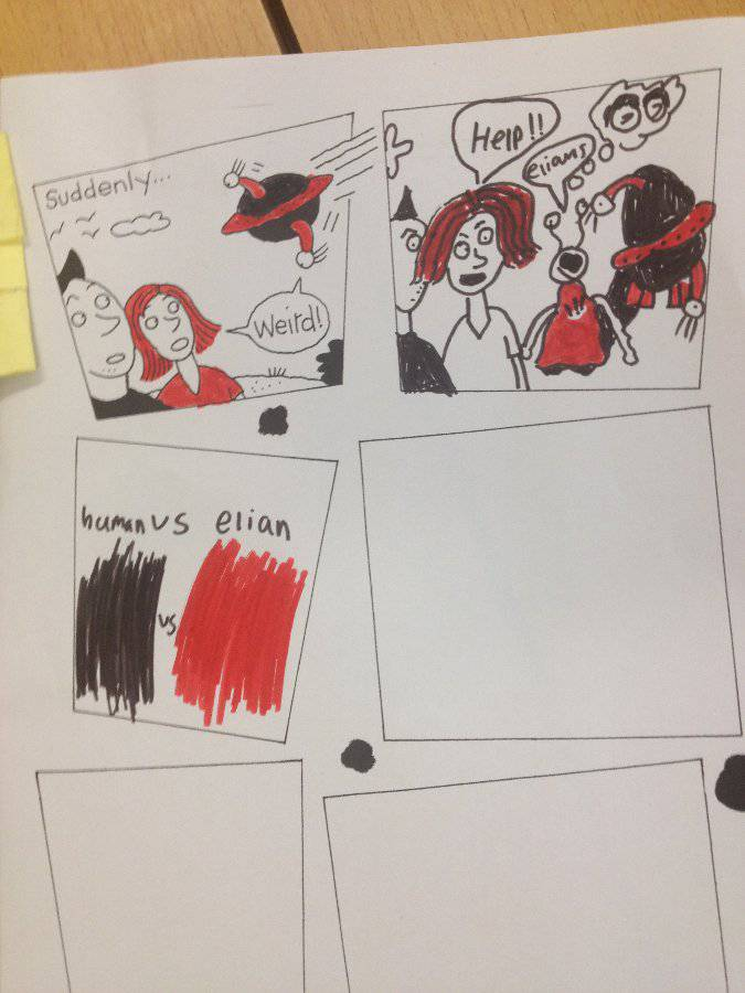 how to become a graphic novelist